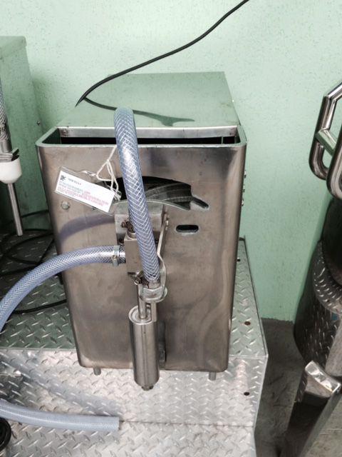 Envasadora 1 pistão 50 ml - 3