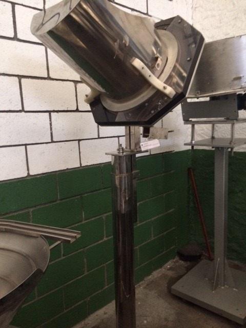 Alimentador de tampa rotativo Ø 470 mm. - 3