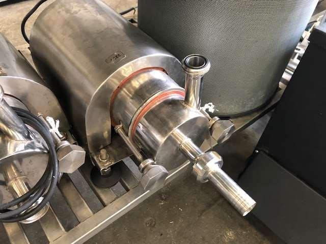Bomba centrifuga 1/2 cv