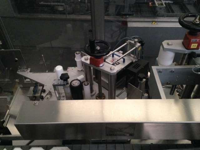 Rotuladora automatica marca Ima Libra - 4