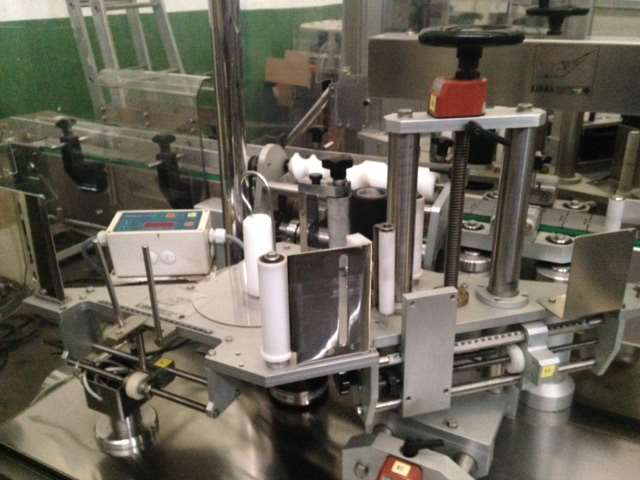 Rotuladora automatica marca Ima Libra - 6
