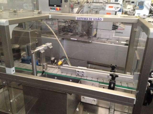Rotuladora automatica marca Ima Libra - 8