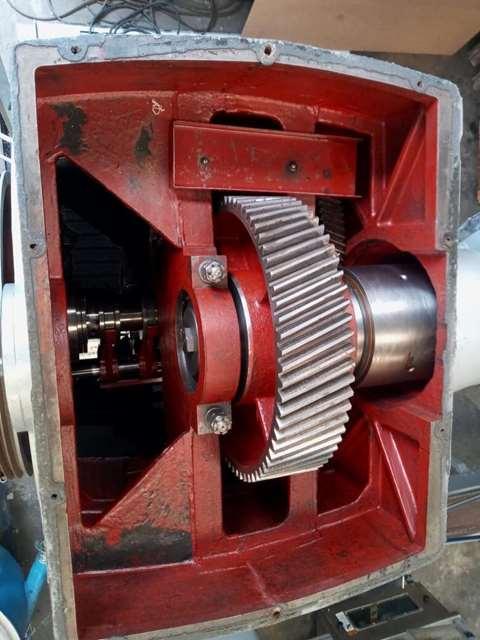Misturador para pó Duplo Cone 4.000 litros - 6