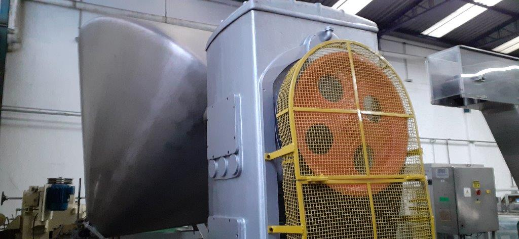 Misturador para pó Duplo Cone 4.000 litros - 5