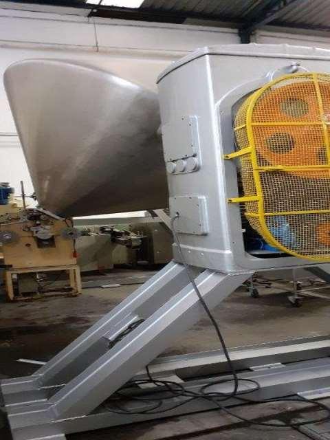 Misturador para pó Duplo Cone 4.000 litros - 3