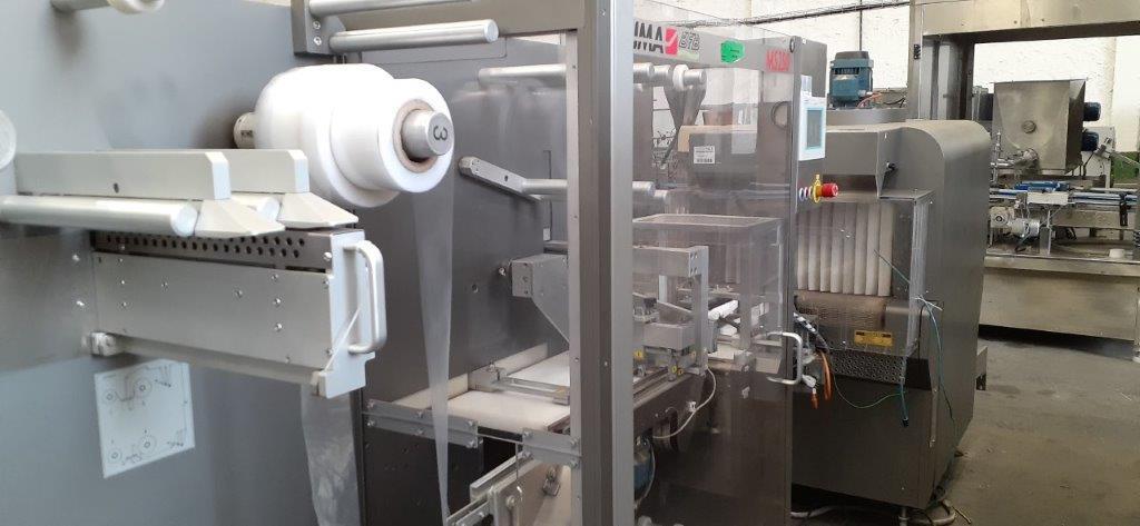 Embaladora Shrink marca Ima com tunel de encolhimento - 3