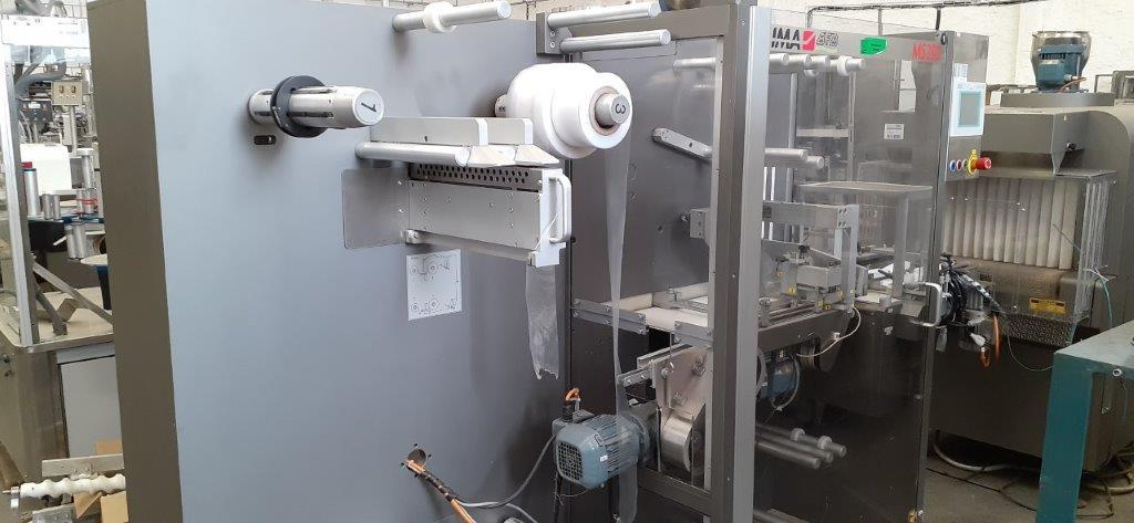 Embaladora Shrink marca Ima com tunel de encolhimento - 2