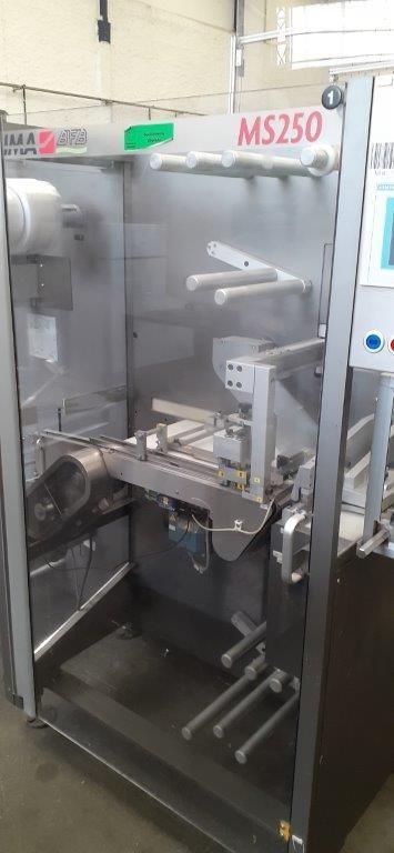 Embaladora Shrink marca Ima com tunel de encolhimento - 4