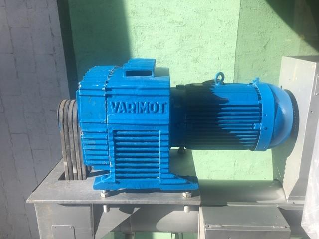Misturador 1000 L Cowles – 50 Cv - 3