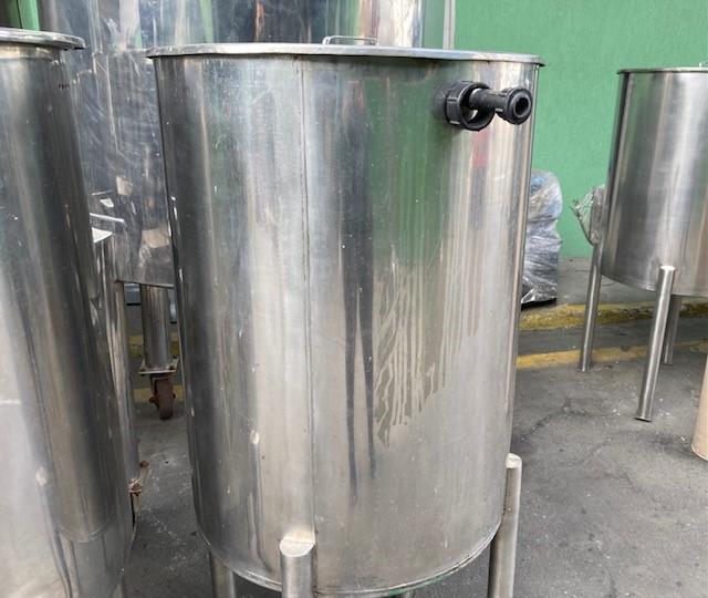 Tanque 200 lts c/ aquecimento  Alic