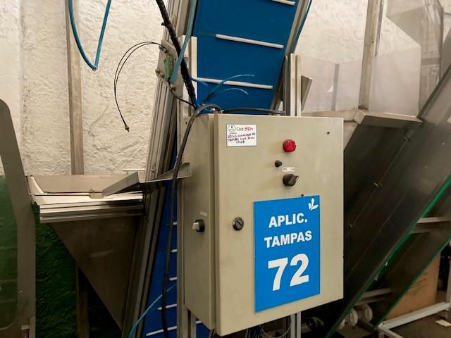 Elevador de tampas 2,70m  - 2