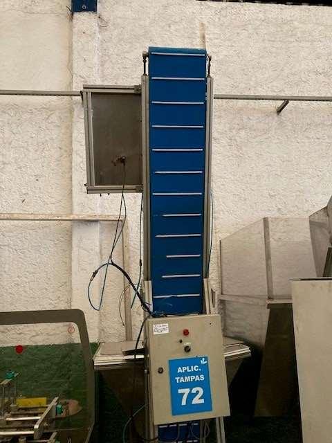 Elevador de tampas 2,70m  - 6