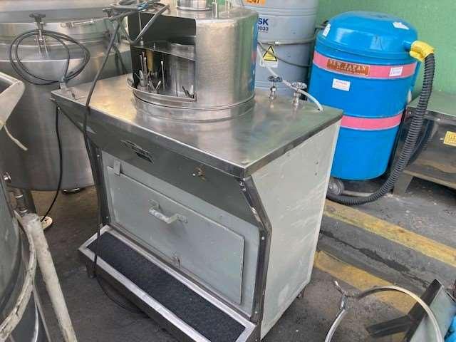 Lavadora de frasco rotativa